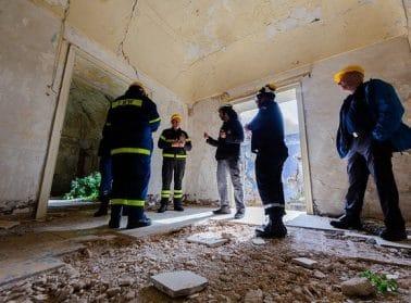 Πρόσκληση εκδήλωσης ενδιαφέροντος – Κατάλογος μηχανικών για τον Έλεγχο Επικινδύνων Κτιρίων και τη Δράση σε έκτακτες ανάγκες